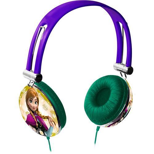 Fone de Ouvido Headphone Multilaser Frozen Pop Estampado