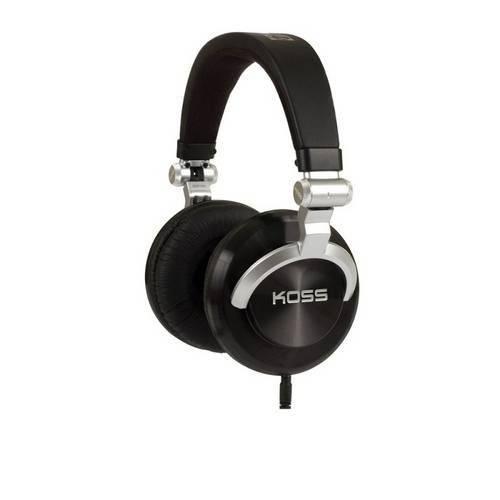 Fone de Ouvido Koss Prodj 200 Full Size Headphone