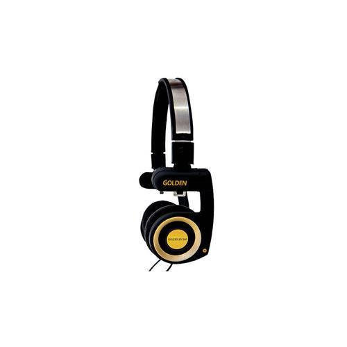 Fone de Ouvido Mr. Mix Golden Pro