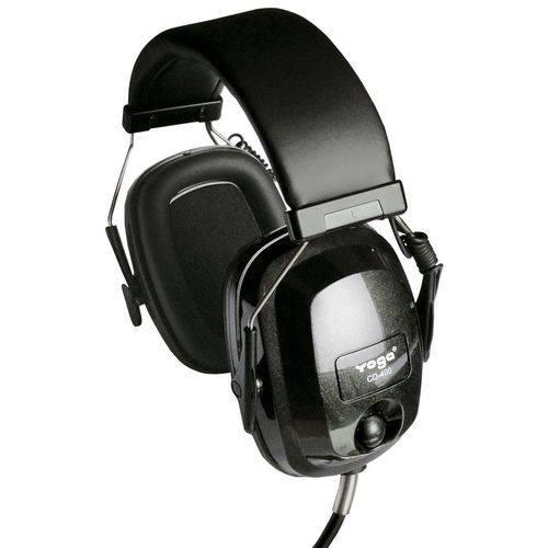 Fone de Ouvido Over-ear 10HZ/20KHZ 32 OHMS Driver Neodímio CD 400 D - Yoga