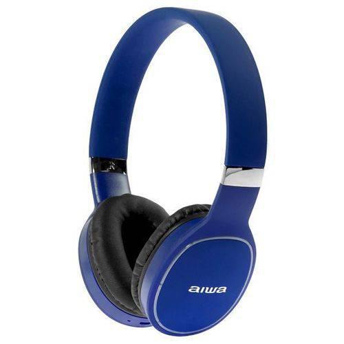Fone de Ouvido Sem Fio Aiwa Aw2 Pro com Bluetooth-microfone - Azul