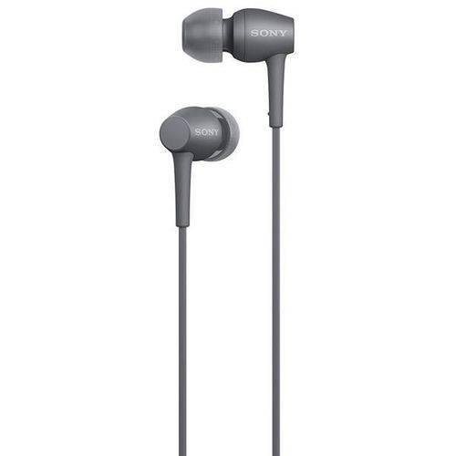 Fone de Ouvido Sony H.ear In 2 Ier-h500a/bm Estrutura de Alumínio com Microfone - Preto