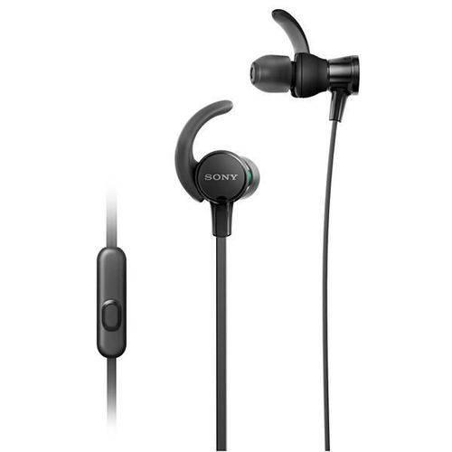Fone de Ouvido Sony Mdr-xb510asbq com Microfone-bass Booster - Preto