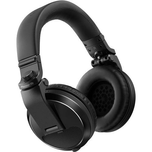 Fone Headphone Profissional Pioneer HDJ-X5-K PRETO de Alta Qualidade para DJ