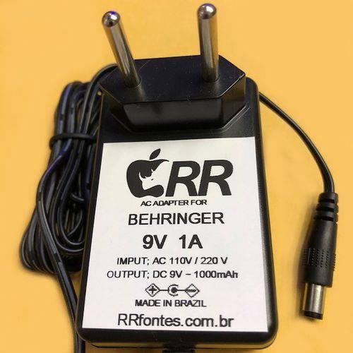 Fonte Carregador 20v para Pedal Pedaleira Behringer