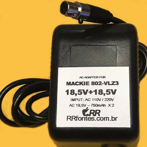 Fonte de Alimentacao Carregador para Mesa Mixer Mackie 802 Vlz3 802vlz3 3 Vias Mini-mike Especial