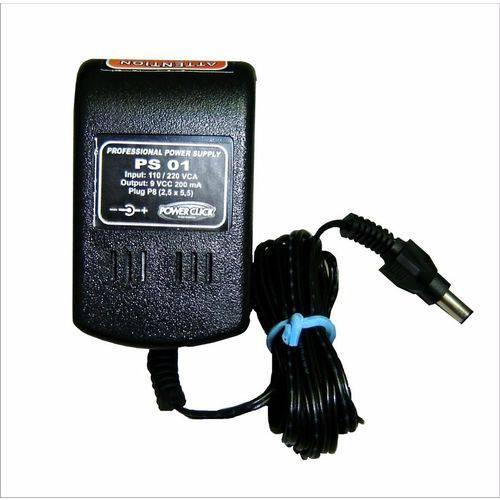 Fonte de Alimentação Power Click Ps01 Amplificador de Fones
