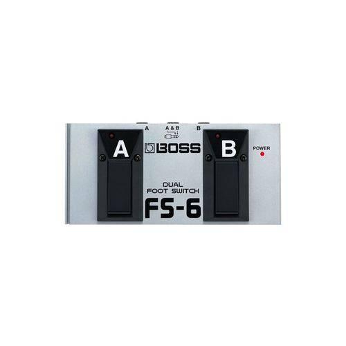 Foot Boss Fs6 Duplo