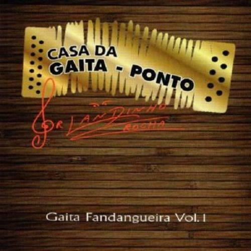 Gaita Fandangueira Vol. 1 - Cd Música Regional