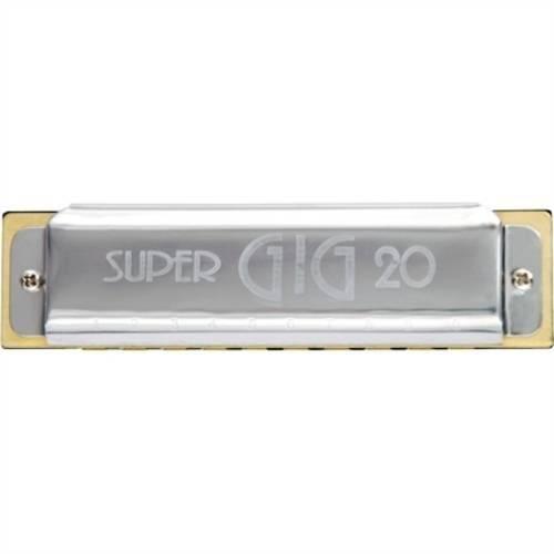 Gaita Hering 40/20 Super Gig 20 Diatonica
