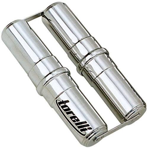 Ganzá Alumínio Médio 33 X 6,5 Cm Torelli Tg 553 Chocalho