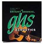 Ghs - Encordoamento 011 para Violão Bonze Bb80