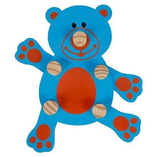 Gire e Crie Urso para Montar e Desmontar