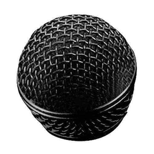 Grade Protetora para Microfone Preto