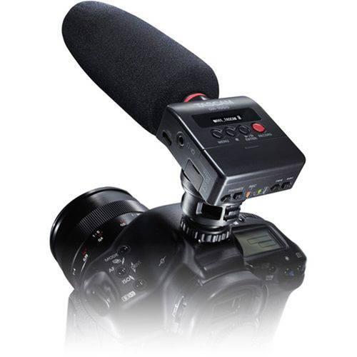 Gravador com Microfone Tascam Dr 10sg