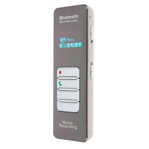 Gravador de Chamadas para Áudio de Longa Distância 16gb