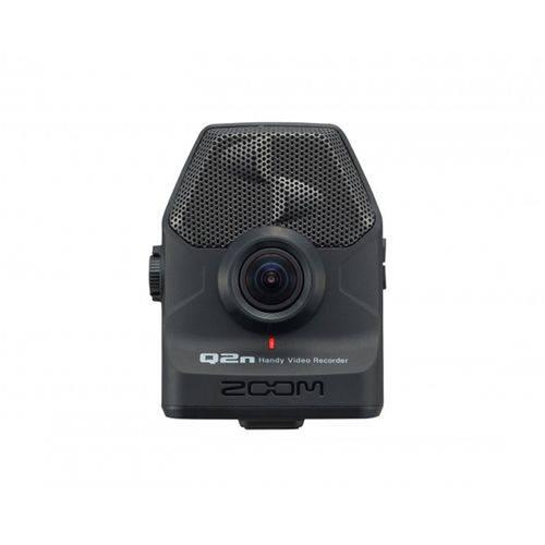 Gravador Digital de Áudio e Vídeo Zoom Q2n