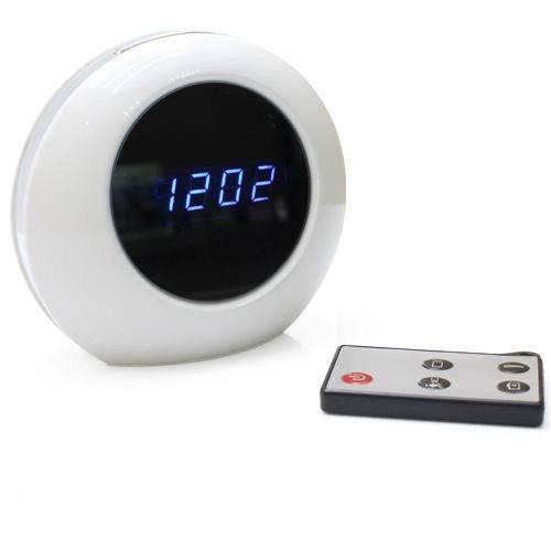 Gravador Espião 16GB em Relógio com Câmera Escondida - Empório Forte