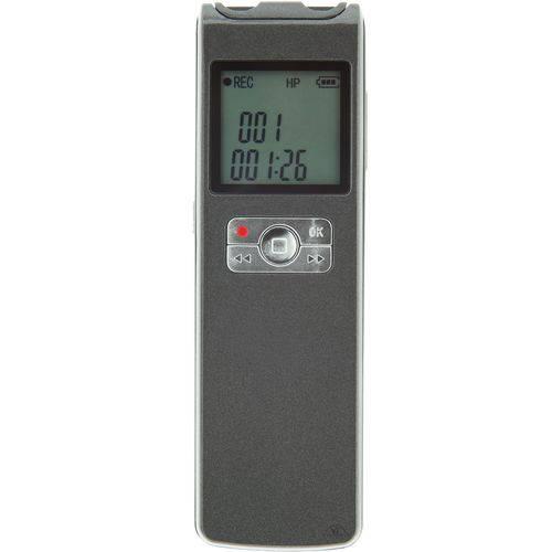Gravador Espião de Alta Sensibilidade com Detector de Voz