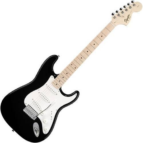Guitarra Fender Squier Affinity Strat Maple 506-black