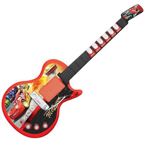 Guitarra Carros - Yellow