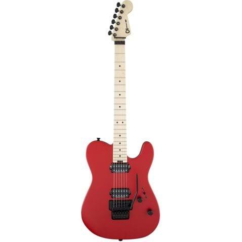 Guitarra Charvel San Dimas Style 2 Hh Fr Mn 539 - Satin Red