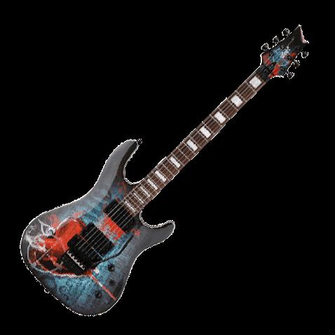 Guitarra Cort Kx 5 Frtf Bk - Preto