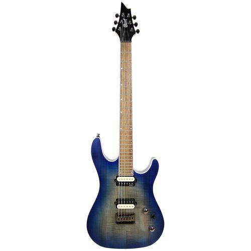 Guitarra Cort KX300 OPCB | EMG | Open Pore Cobalt Burst