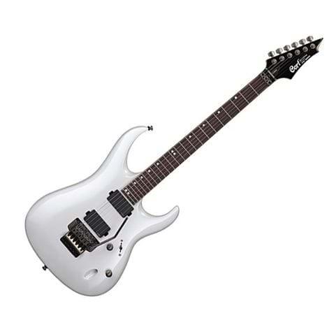 Guitarra Cort Viva Custom - Wp - White Pearl