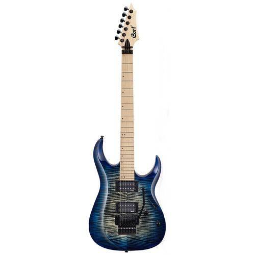 Guitarra Cort X300 BLB | EMG | Blue Burst (BLB)