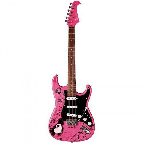 Guitarra Eagle Egp-10 Cr