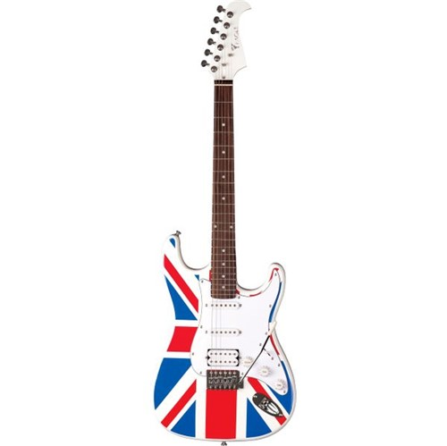 Guitarra Eagle STS 002 Uk Strato Band