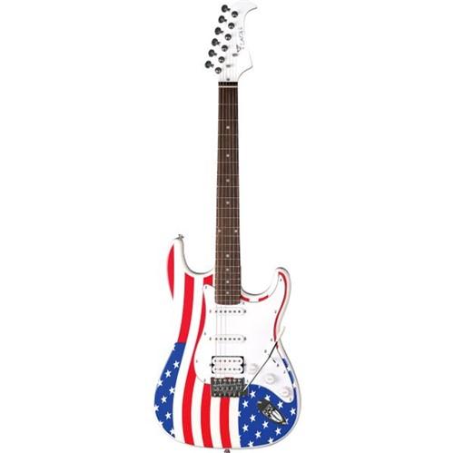 Guitarra Eagle STS 002 USA Strato Band