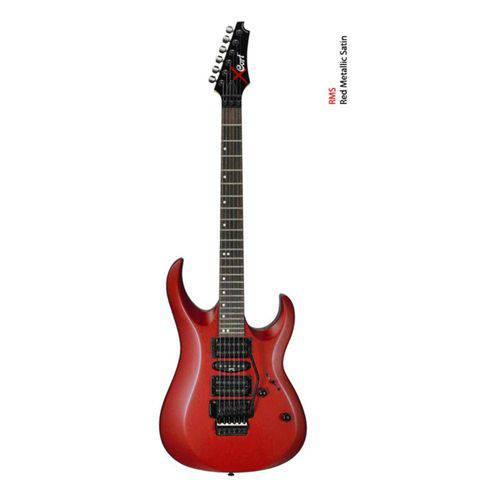 Guitarra Elétrica 6 Cordas X-6 Rms - Cort