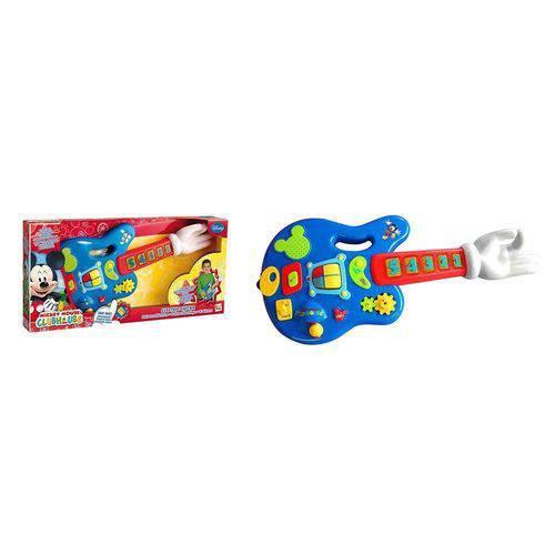 Guitarra Elétrica do Mickey - Zippy Toys