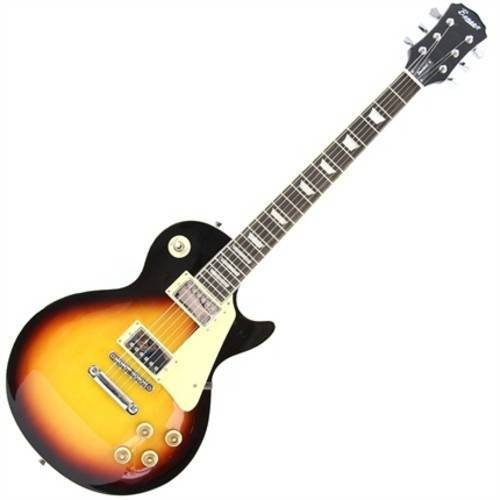 Guitarra Elétrica Les Paul Sunburst Bglp-E40-3ts Benson