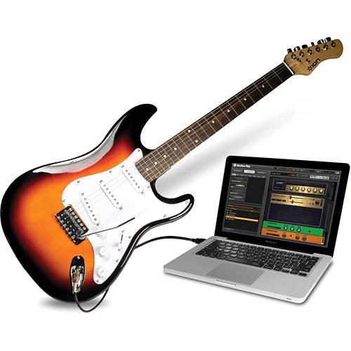 Guitarra Elétrica Mod. DG-USB - Opeco