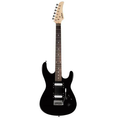 Guitarra Elétrica Preta - Waldman