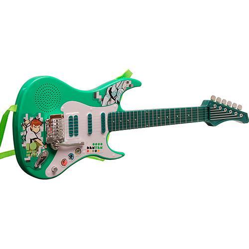 Guitarra Elétrica Rock Alien Ben 10 - DTC