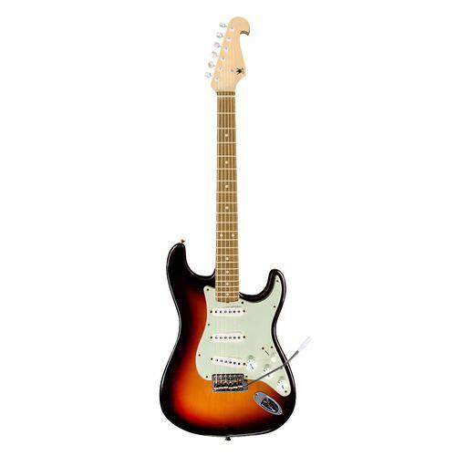 Guitarra Eletrica Schieffer - Strato - Sunburst #SCHEG-002-SB