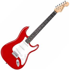 Guitarra Elétrica Strato Aubst19 Auburn