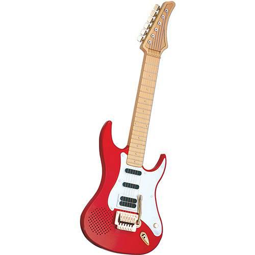 Guitarra Eletrônica DTC Vermelha