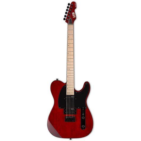 Guitarra Esp Ltd Te200m Stbc - See Thru Black Cherry