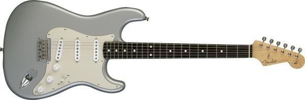 Guitarra Fender 013 9100 - Sig Series Robert Cray Std. Stratocaster - 324 - Inca Silver
