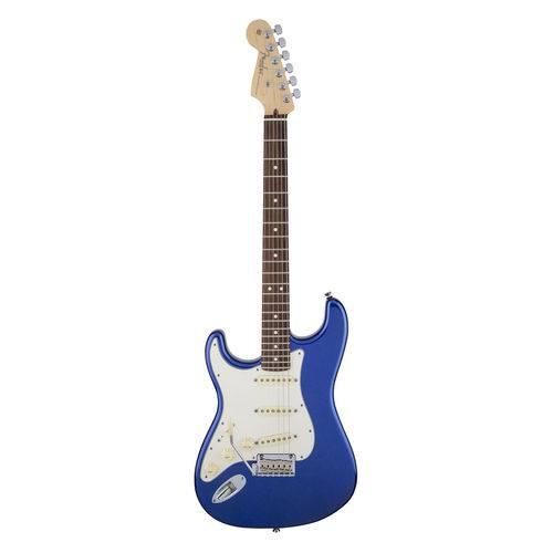 Guitarra Fender - Am Standard Telecaster Lh Mn - Mystic Blue