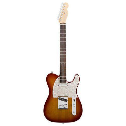 Guitarra Fender 011 9400 - Am Deluxe Telecaster - 731 - Aged Cherry Sunburst