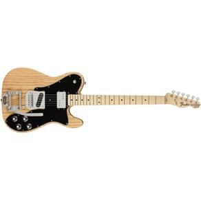 Guitarra Fender 014 1212 - 72` Telecaster Custom W/ Bigsby Ltd Edition - 321 - Natural