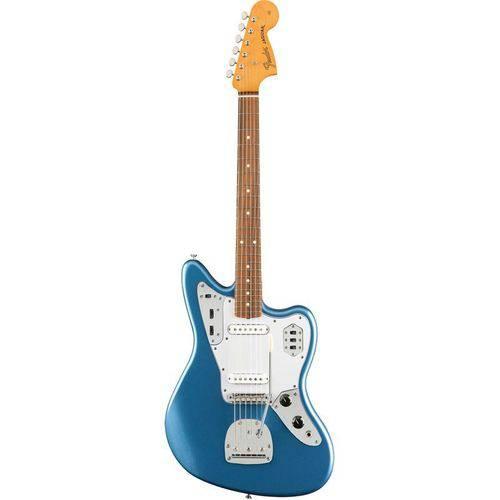 Guitarra Fender - 60s Jaguar Lacquer PF - Lake Placid Blue