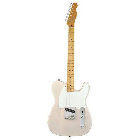 Guitarra Fender Esquire 50 301 - White Blondie