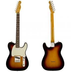Guitarra Fender Squier Classic Vibe Telecaster Custom Color Sunburst